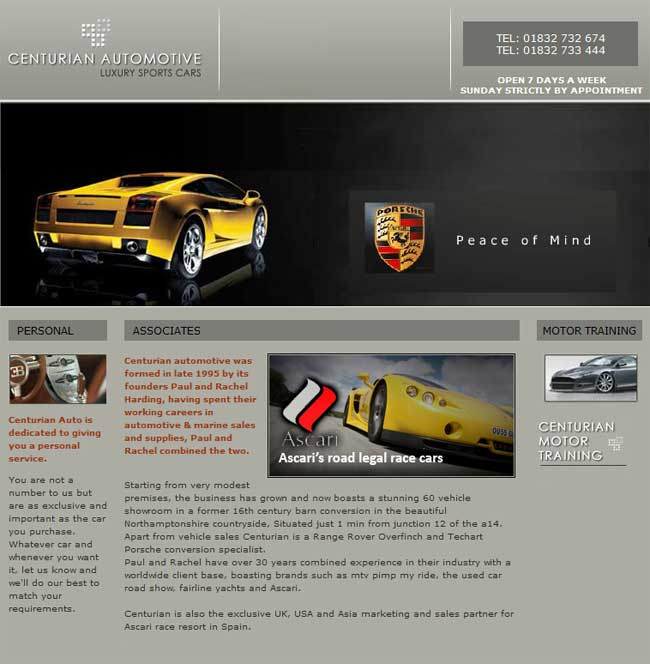 link to Centurian Automotive